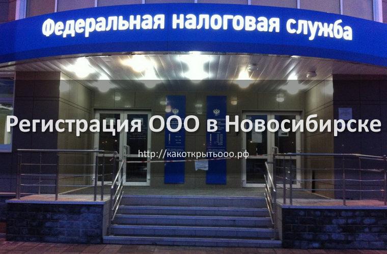 Как открыть ООО в Новосибирске